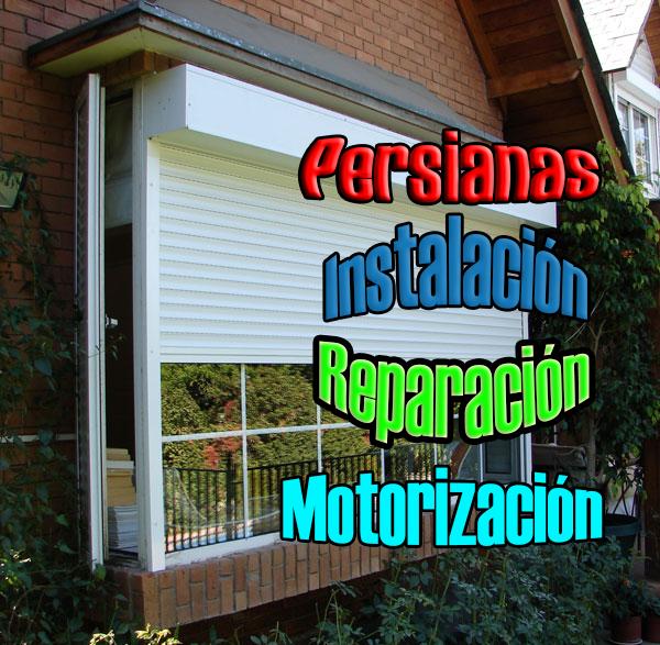 Persianas barcelona instaladores de persianas en for Reparacion de persianas en barcelona