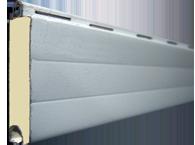 persianas de aluminio lama recta