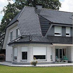 fachada de persianas